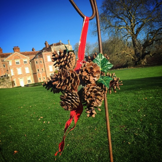 The Twelve Days of Christmas at Mottisfont