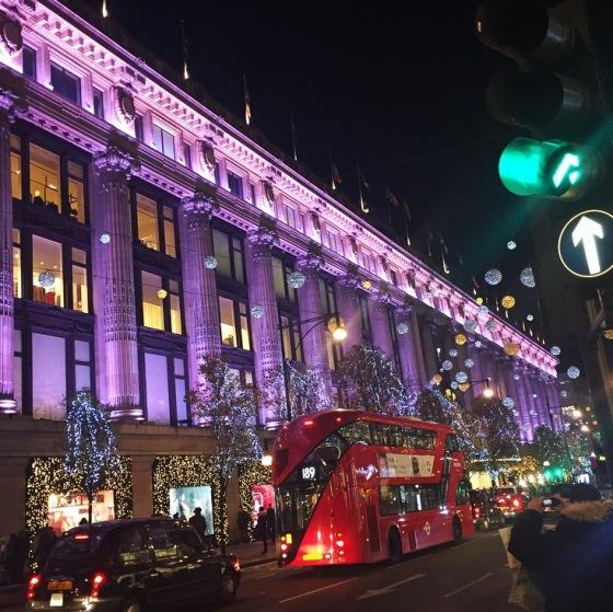 Festive London