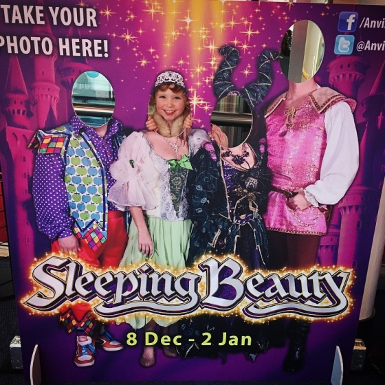 Sleeping Beauty at The Anvil Basingstoke