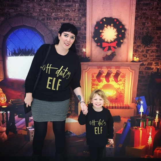 Selfish Mother Christmas Jumpers