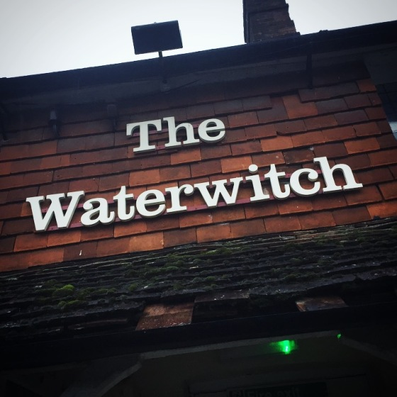 The Waterwitch in Odiham