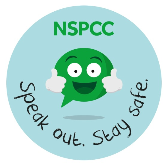 NSPCC Speak Out. Stay Safe