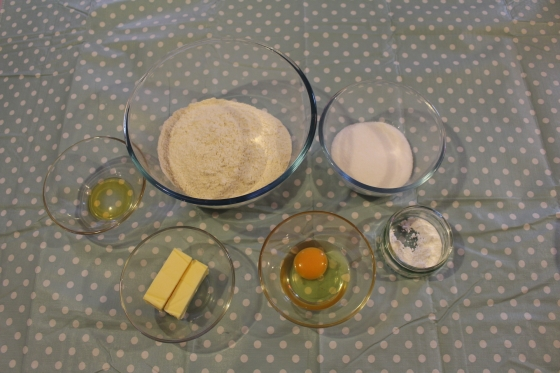 Sugar Cookie Recipe Ingredients