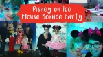 Disney on Ice Mouse Bounce VIP Party