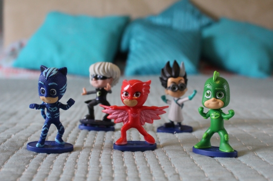 PJ Masks Mini Figures