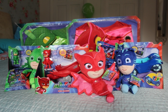PJ Masks Toy Full Range