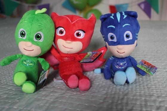 PJ Masks Soft Toy Review
