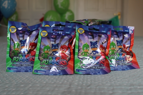 PJ Masks Blind Bags Review