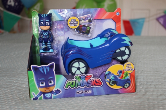 PJ Masks Cat Car review