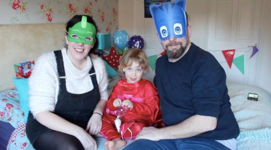 PJ Masks Blogger