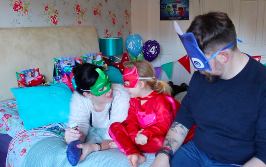 PJ Masks Family