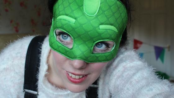 PJ Masks Gekko costume