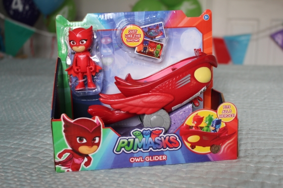 PJ Masks Owl Glider Review