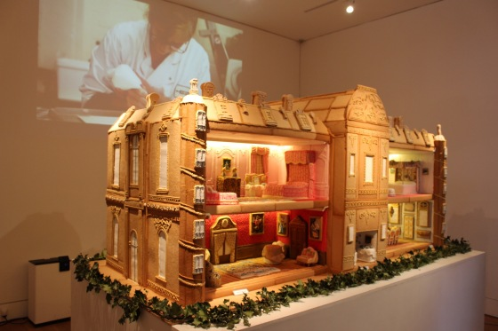Waddesdon Manor Gingerbread House