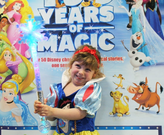 Disney on Ice Review at Wembley