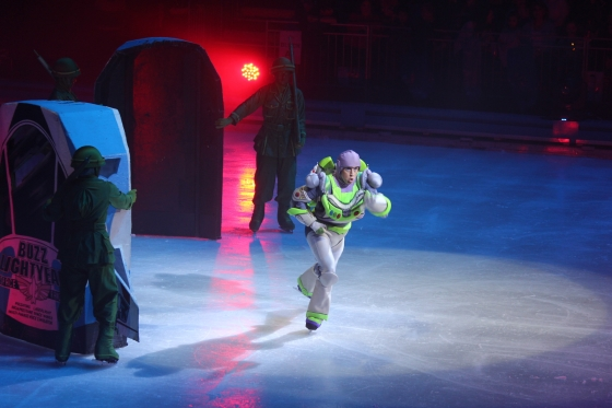 Disney on Ice Review Toy Story