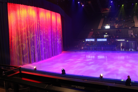Disney on Ice Review in Wembley Arena
