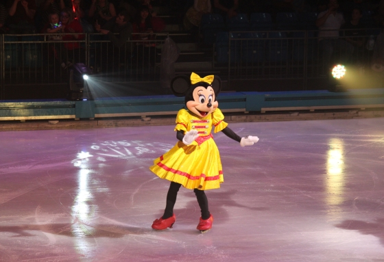 London Disney on Ice Review