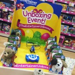 The Entertainer Unboxed Event
