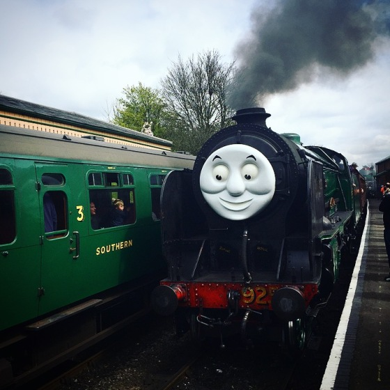 The Watercress Line Review