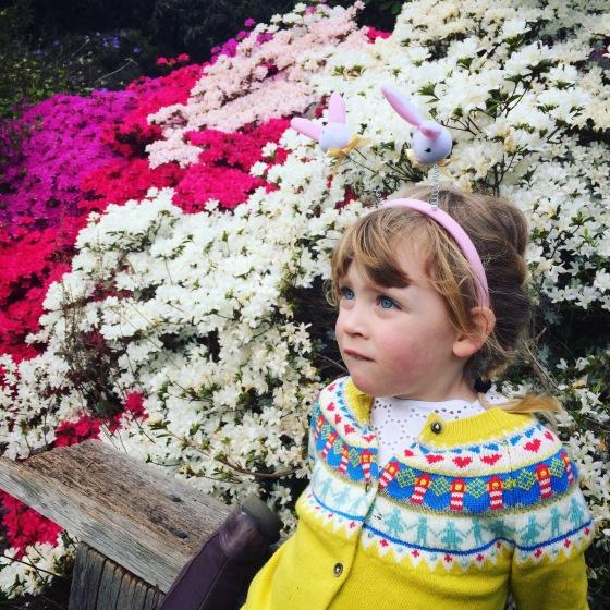 Spring at Exbury Gardens