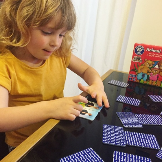 Orchard Toys Animal Families Review