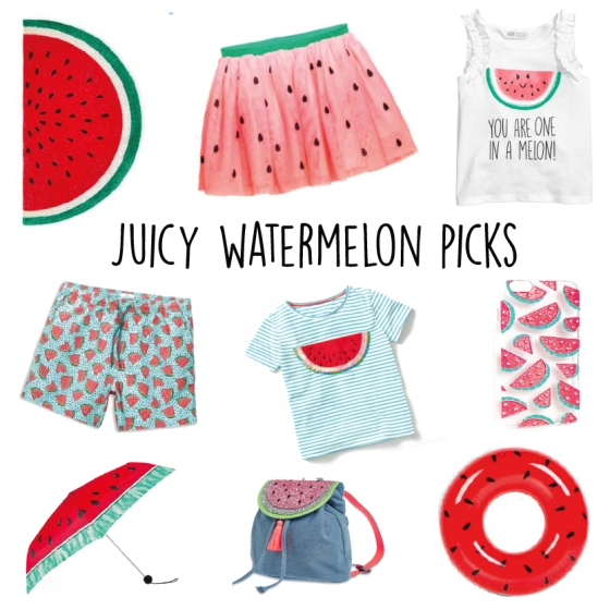 Juicy Watermelon picks