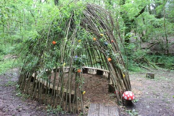 The Secret Village at Bluestone Review