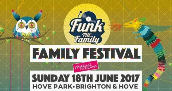 Funk the Family Festival Review