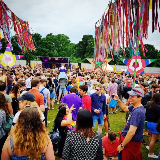 Southampton Common People Review