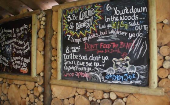 Camp Smokey Review