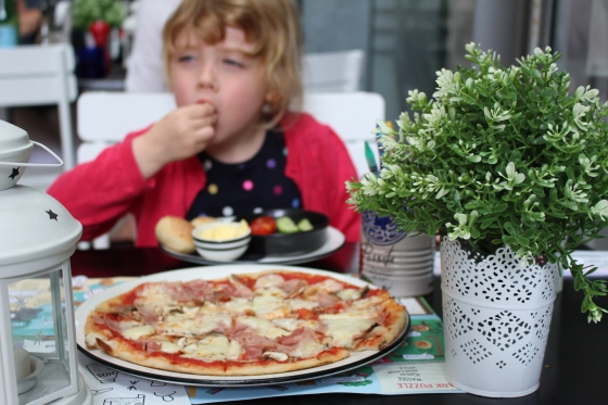 Pizza Express Basingstoke