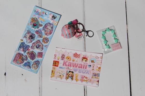 Kawaii Box Bracelet