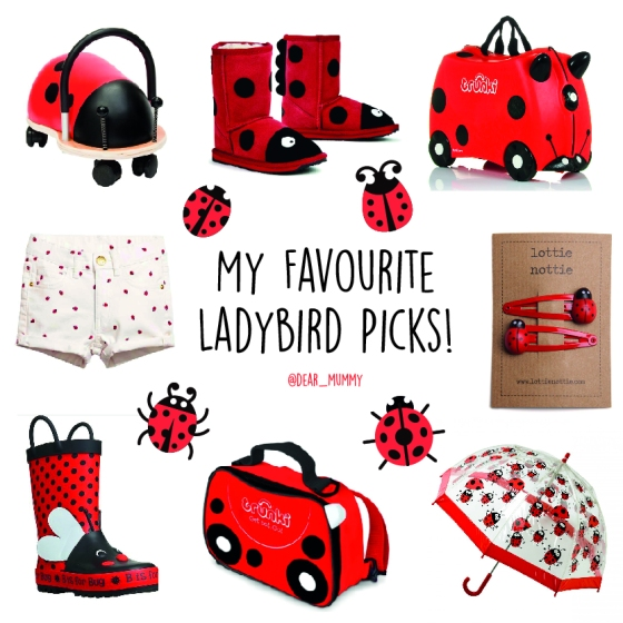 Ladybird Picks