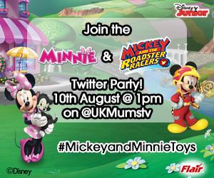 #MickeyandMinnieToys