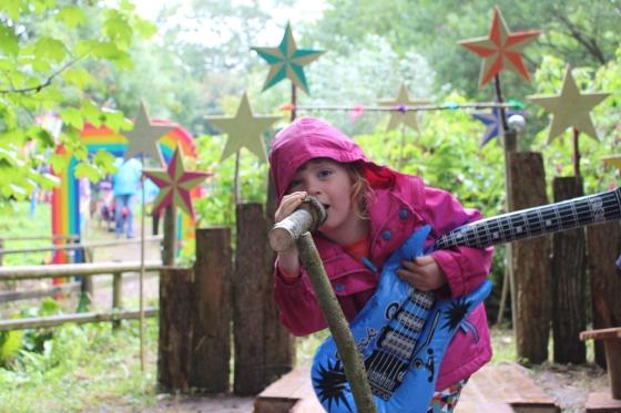 Camp Bestival Lizzie's Way