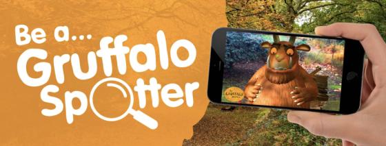 Gruffalo Spotters App