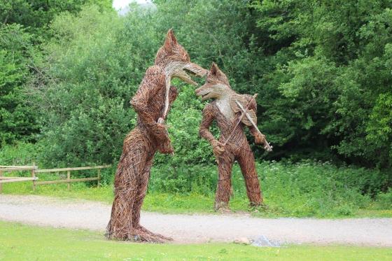 Fairies at Bluestone Wales