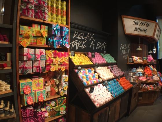Lush Southampton Store Review