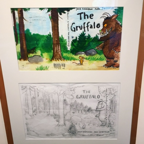 The Gruffalo and Friends at Mottisfont