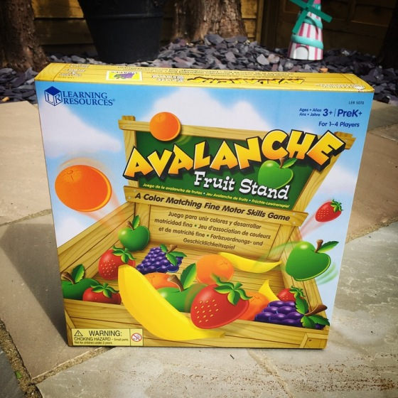 Learning Resources Avalanche Game Review