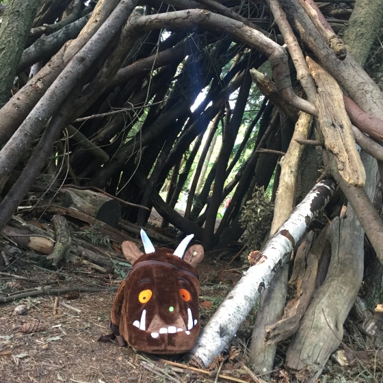 Gruffalo Trail at Bolderwood