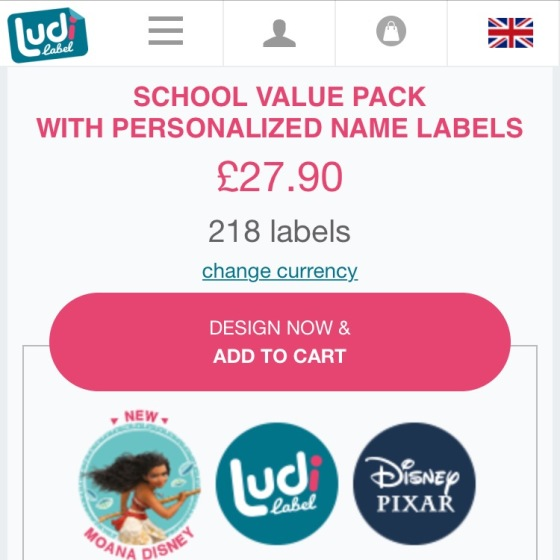 Ludi School Labels Review