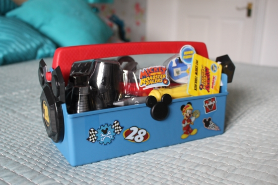 Mickey Roadster Racers Toolbox
