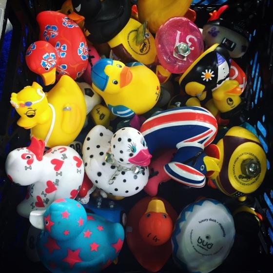 Overton Duck Race Review