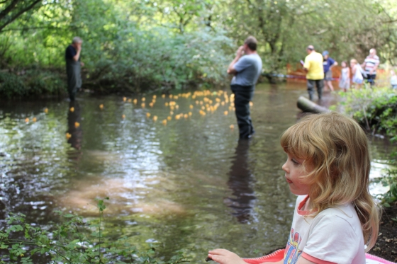 Overton Duck Race