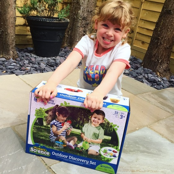 Outdoor Discovery Set Review