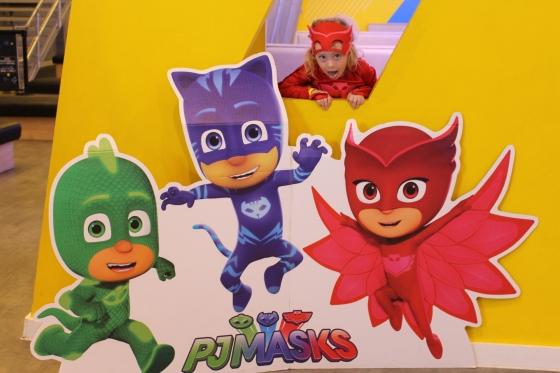 PJ Masks Oxygen Freejumping 6