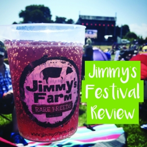 Jimmy's Festival Review