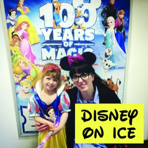 Disney on Ice Review London